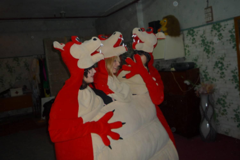 Как изготовить новогоднюю маску мыши из подручных средств дома