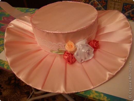 Как сделать шляпу с полями мастер класс
