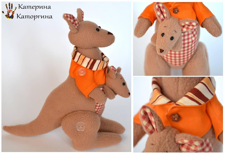 Как сшить кенгуру своими руками для куклы