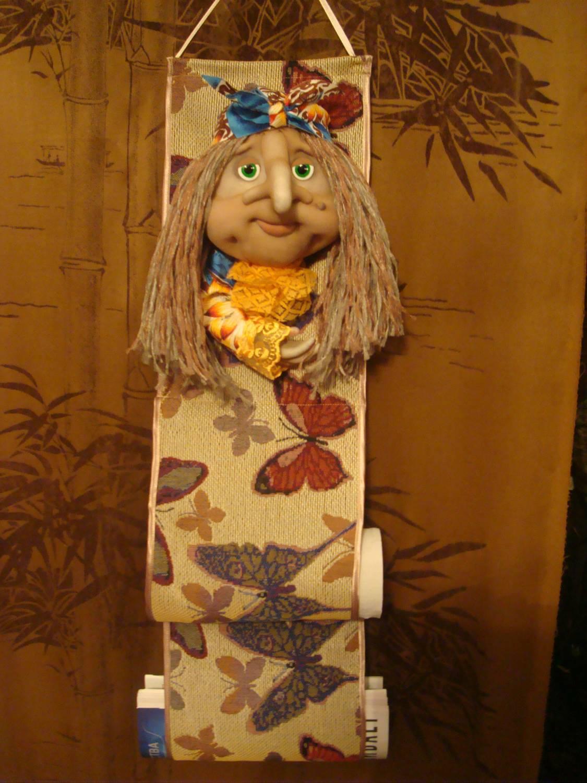 Куклы из туалетной бумаги своими руками мастер класс 933